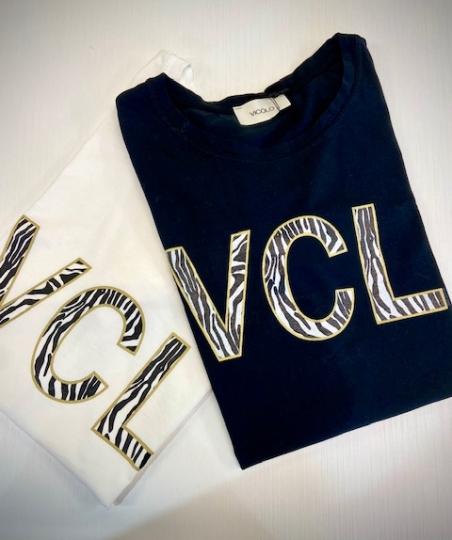 T-SHIRT VCL VICOLO NERO