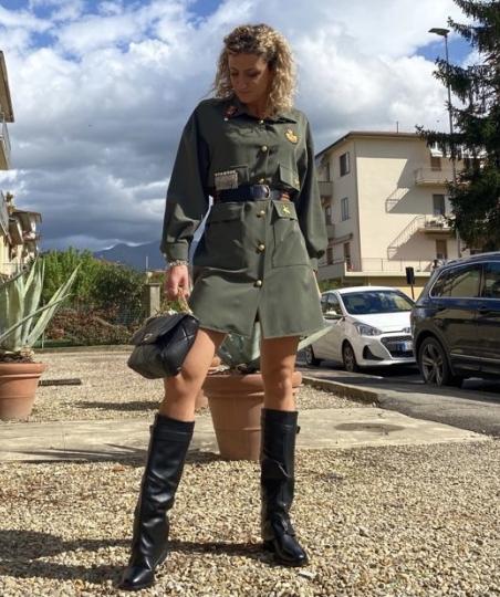 Abito Vicolo militare
